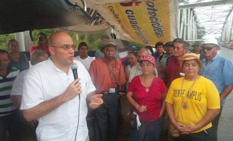 Desalojo en Chánguina se suspendería temporalmente