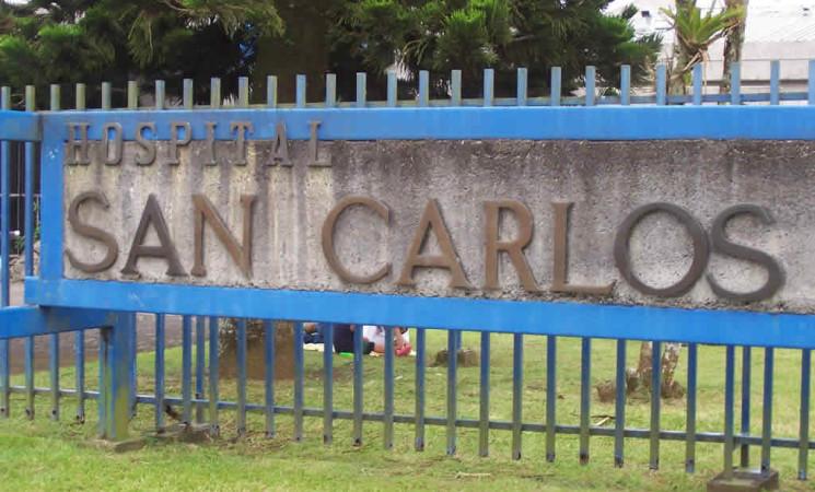 Sobre la situación de emergencia en el Hospital San Carlos