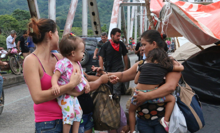Sala Cuarta suspende desalojo en finca Chánguina