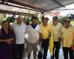 Iniciamos giras de apoyo a candidaturas municipales