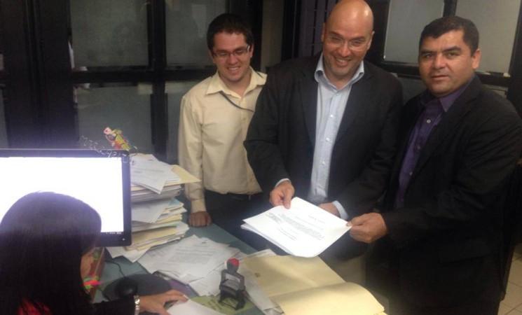 Presentamos proyecto de presupuestos participativos municipales