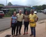 Visitas a Upala y Los Chiles
