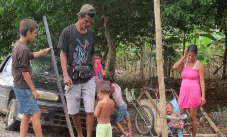 Exigimos solución al conflicto agrario en Chánguina