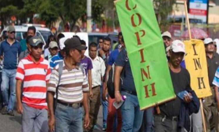 Asesinan  activista de Copinh en Honduras