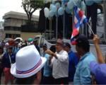 Acompañamos lucha de trabajadores del INA.
