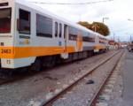 Suspención de servicio de trenes es injustificable.