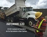 Informe semanal de labores 120