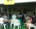 Asamblea cantonal del Frente Amplio en San Carlos.