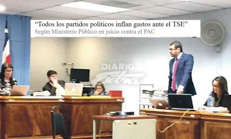 El Frente Amplio rechaza  declaraciones de fiscal.