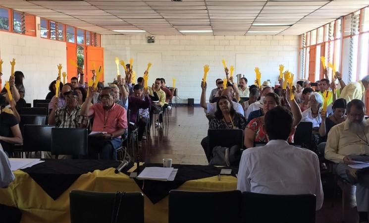 Asamblea Nacional del Frente Amplio.