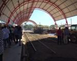 Tren desde Alajuela alivia caos vial.