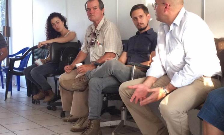 PH San Rafael: solicitamos archivo en ARESEP