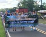 En Sarapiquí quieren proteger su río.