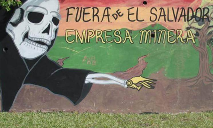 Gran noticia: prohibida minería en El Salvador.
