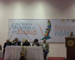 Encuentro con Freddy Ehlers, exministro del Buen Vivir de Ecuador