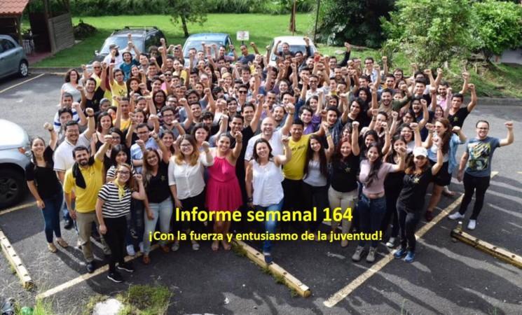 Informe semanal 164