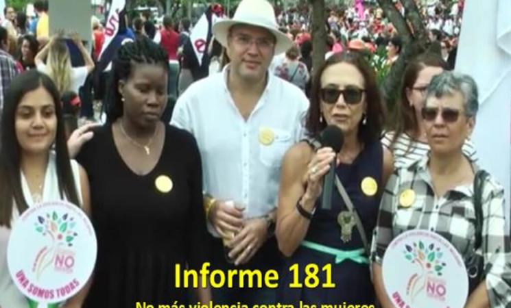 Informe semanal 181