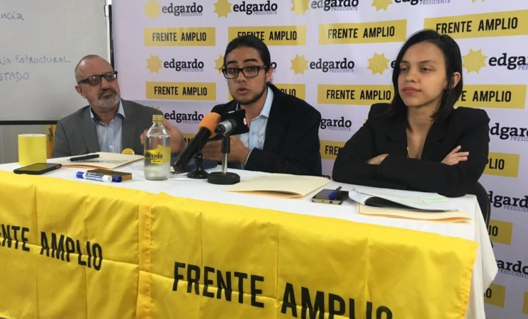 Frente Amplio: solución definitiva al déficit fiscal