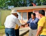 Edgardo realiza gira a Limón para cierre de campaña