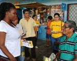 Laura Hall comparte en Guanacaste proyecto político del FA
