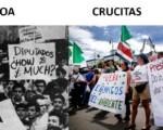 24 de abril: ALCOA Y CRUCITAS